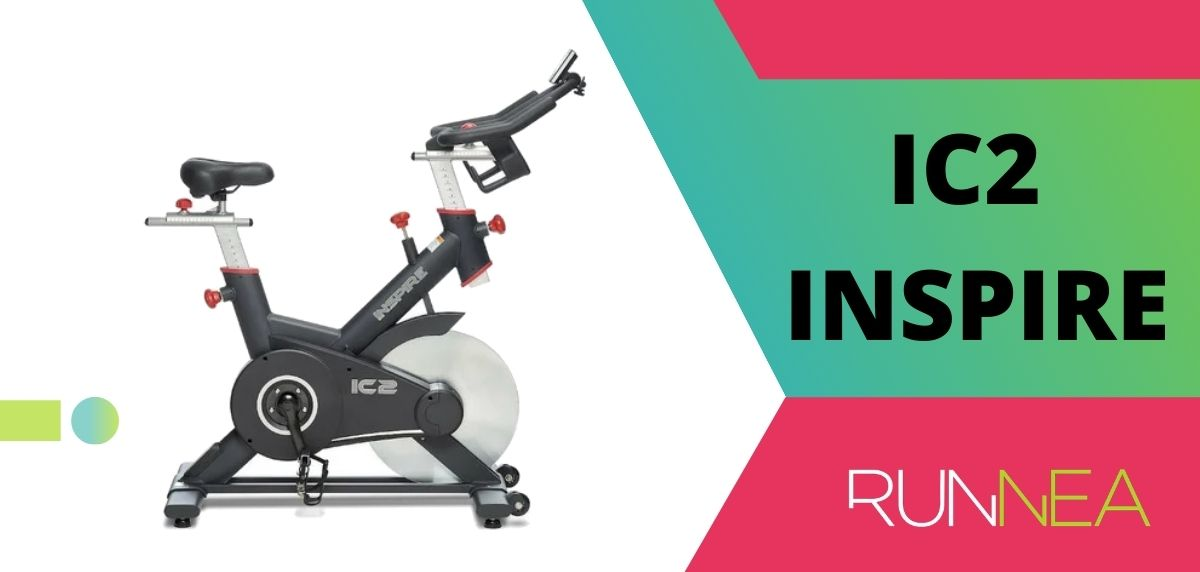 Top 10 delle bici da spinning, Ic2 Inspire