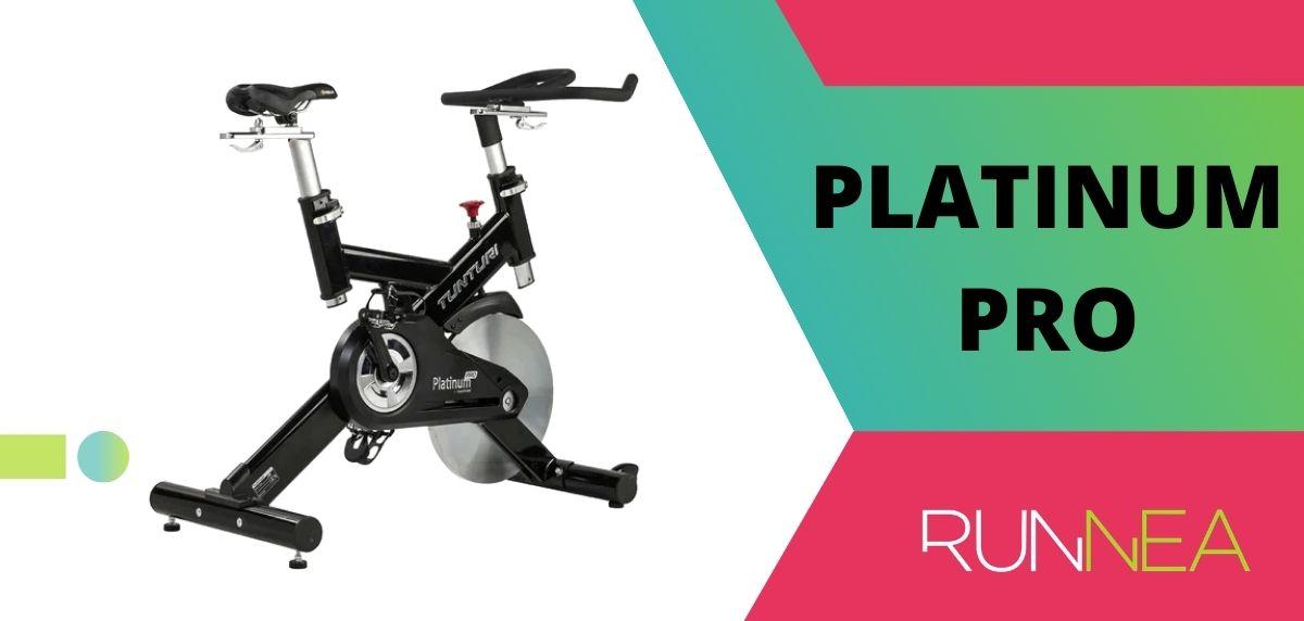 Le 10 migliori bici da spinning, Platinum Pro