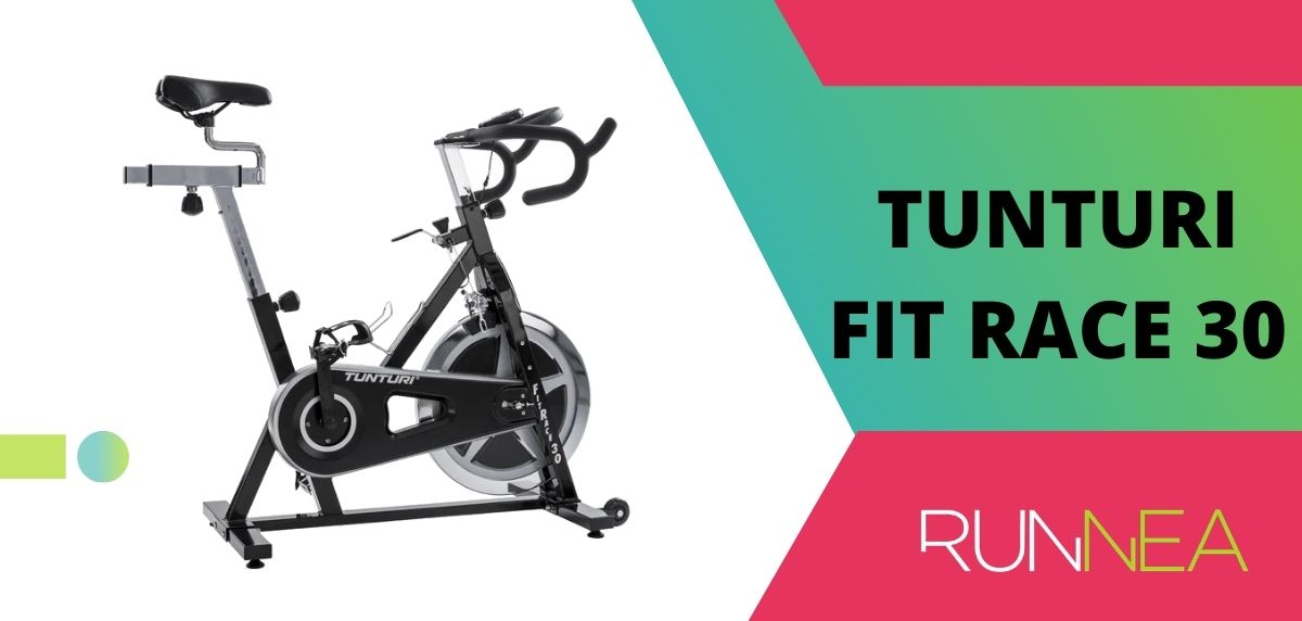 Le 10 migliori bici da spinning, Tunturi Fit Race 30
