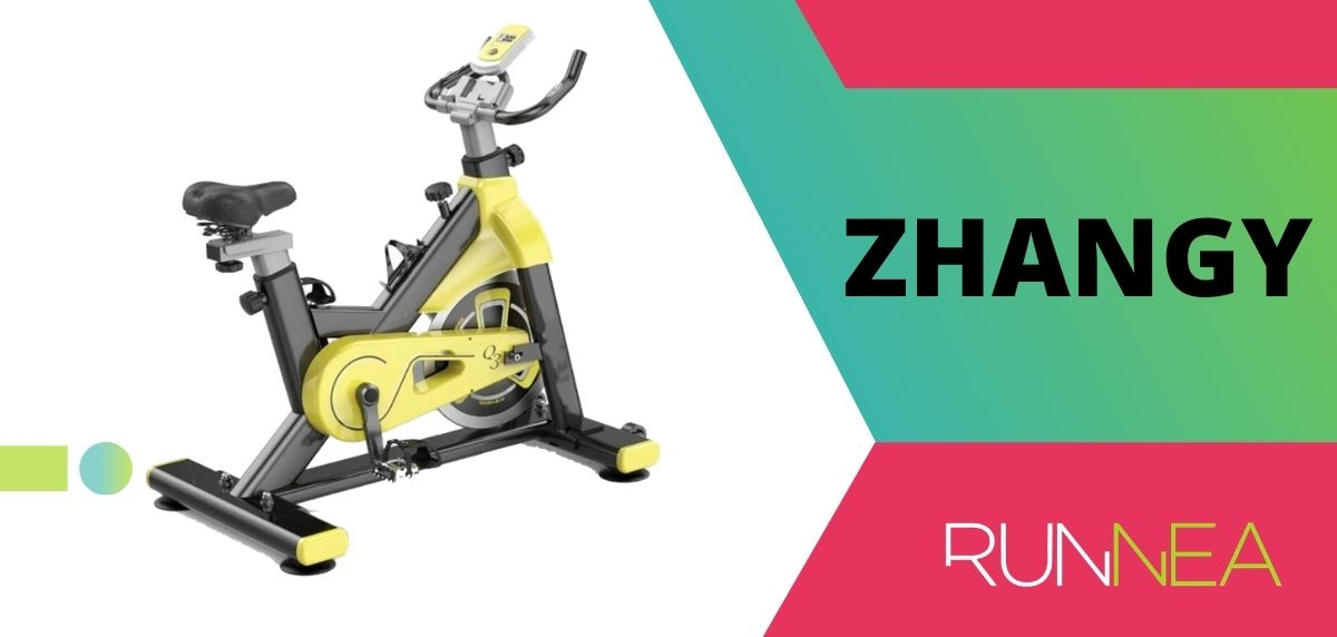 Top 10 delle bici da spinning, ZHANGY
