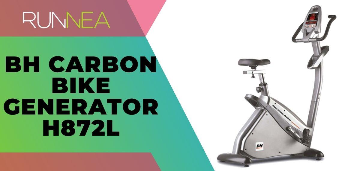 Las mejores bicicletas estáticas 2020, BH Carbon Bike Generator H872L