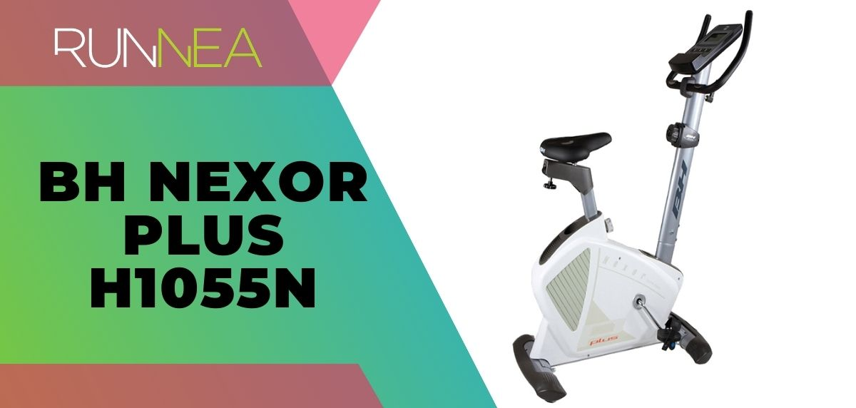 Las mejores bicicletas estáticas 2020,  BH Nexor Plus H1055N