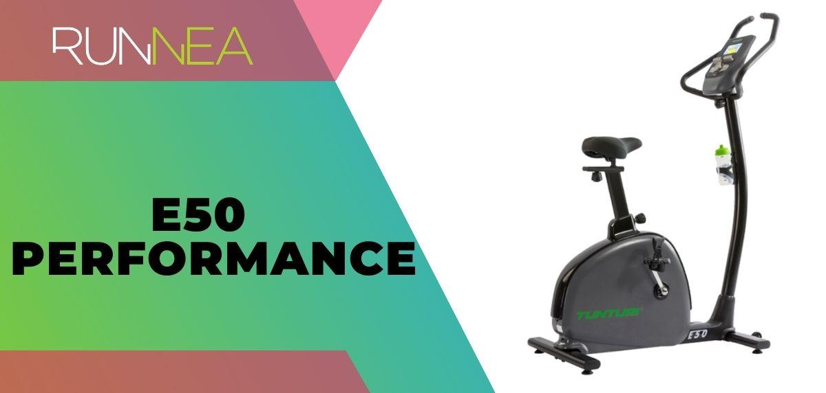 Las mejores bicicletas estáticas 2020, E50 Performance