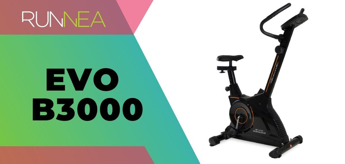 Las mejores bicicletas estáticas 2020, Bh EVO B3000