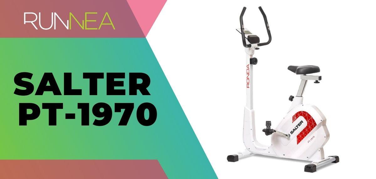 Las mejores bicicletas estáticas 2020, Salter PT-1970