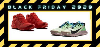 Los mejores descuentos del Black Friday en zapatillas trail 2020