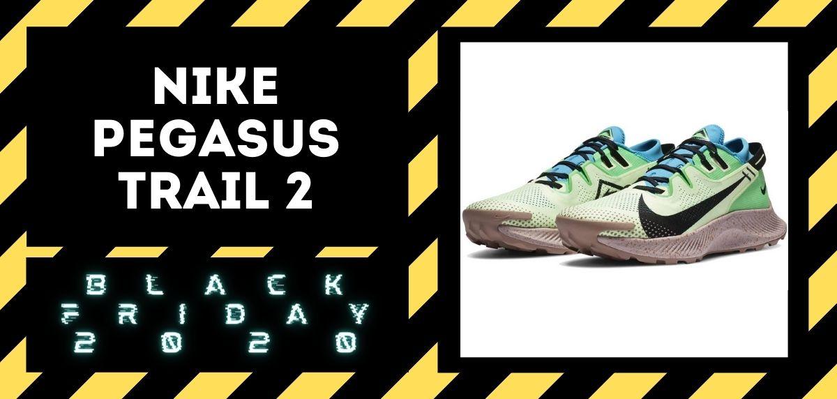 Los mejores descuentos del Black Friday en zapatillas trail 2020, Nike Pegasus Trail 2