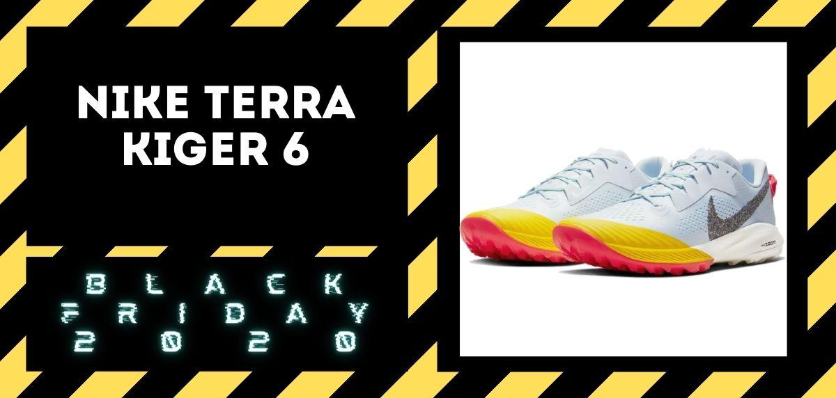 Los mejores descuentos del Black Friday en zapatillas trail 2020, Nike Terra Kiger 6