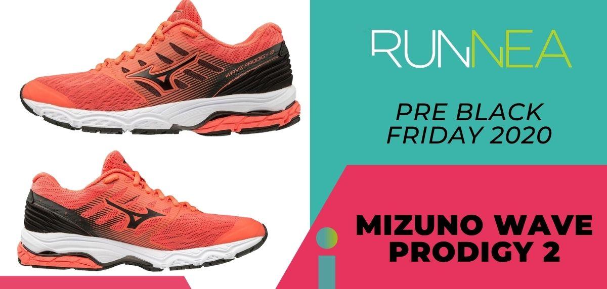 Mejores ofertas de Mizuno, Mizuno Wave Prodigy 2