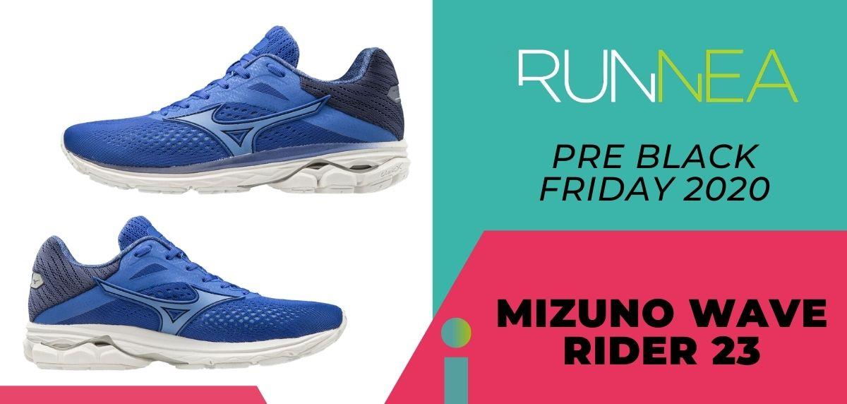 Mejores ofertas de Mizuno, Mizuno Wave Rider 23