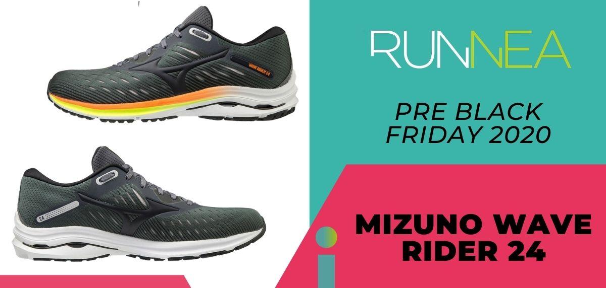 Mejores ofertas de Mizuno, Mizuno Wave Rider 24