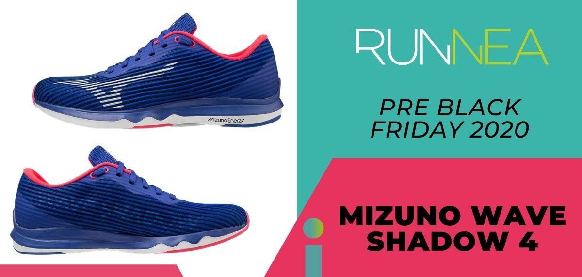 Mejores ofertas de Mizuno, Mizuno Wave Shadow 4