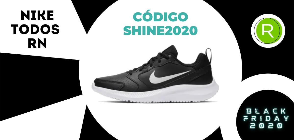 Nike Black Friday, promoción especial del -25% EXTRA en zapatillas running para mujer - Nike Todos RN