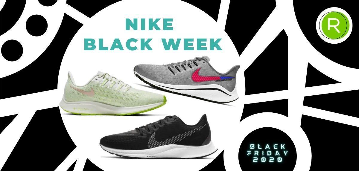 Mirilla el plastico Posdata  Nike Black Week: -25% EXTRA en TODAS las zapatillas running para hombre y  mujer