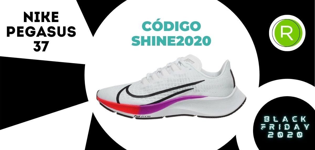 Nike Black Week: -25% EXTRA en TODAS las zapatillas running para, Nike Pegasus 37
