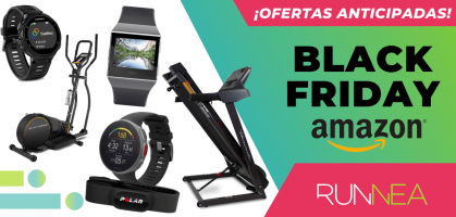 Ofertas Black friday 2020 Amazon anticipadas con estas 10 opciones interesantes para runners