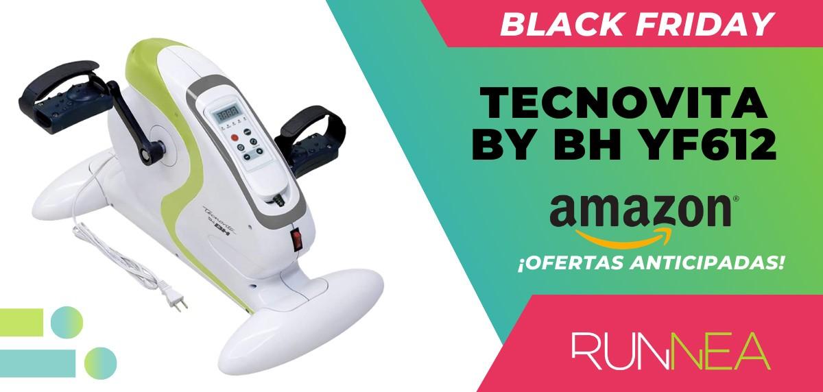 10 ofertas Black friday 2020 Amazon anticipadas para runners - Mini bike eléctrica Tecnovita by BH YF612