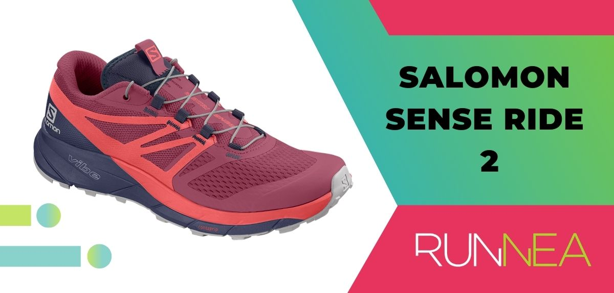 Ofertas anticipadas Black Friday 2020 Salomon: descuentos en zapatillas de trekking, Salomon Sense Ride 2