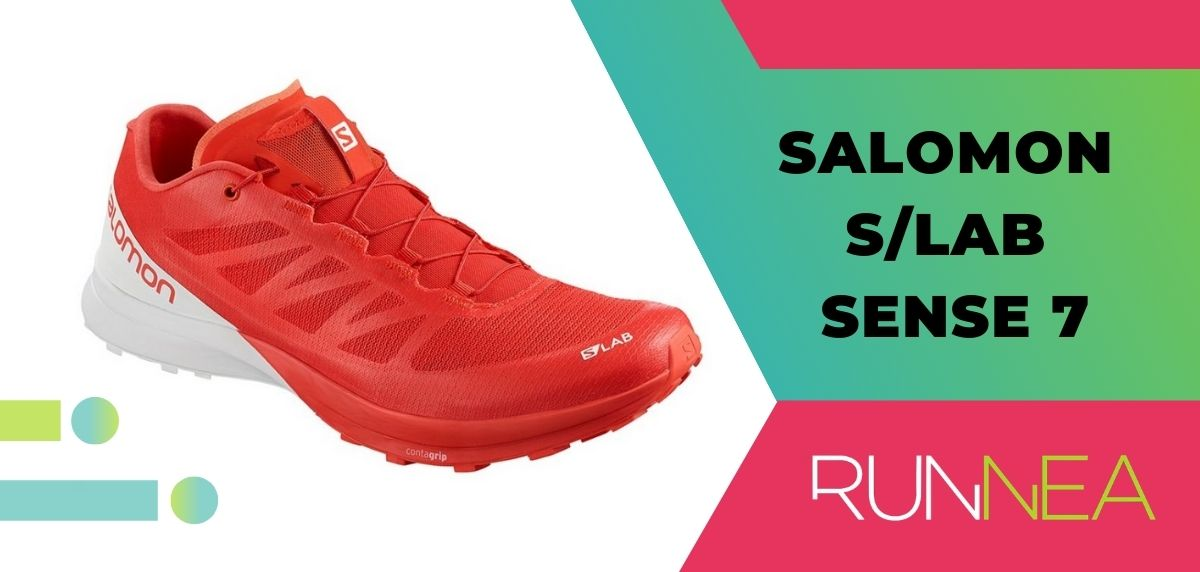 Ofertas anticipadas Black Friday 2020 Salomon: descuentos en zapatillas de trekking, Salomon SLab Sense 7