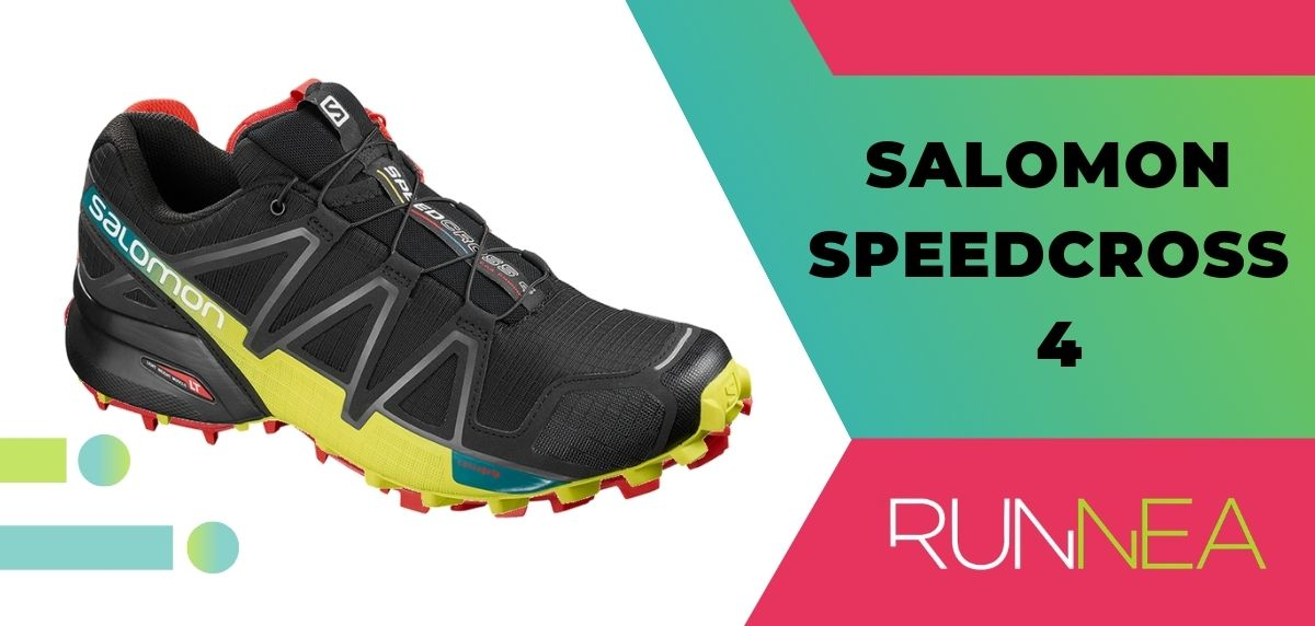Ofertas anticipadas Black Friday 2020 Salomon: descuentos en zapatillas de trekking, Salomon Speedcross 4