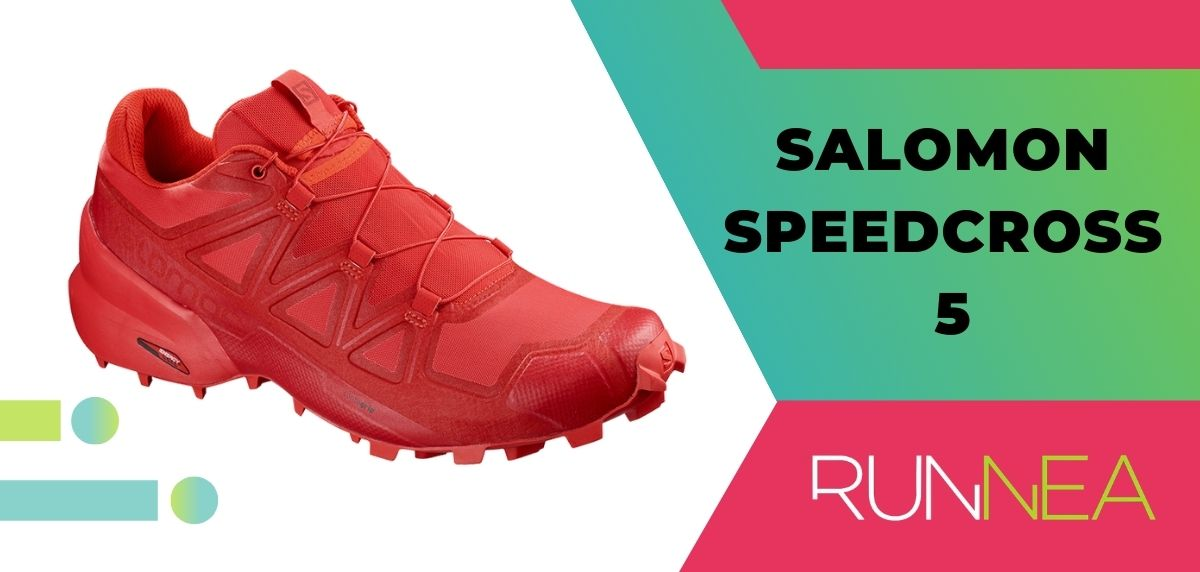 Ofertas anticipadas Black Friday 2020 Salomon: descuentos en zapatillas de trekking, Salomon Speedcross 5