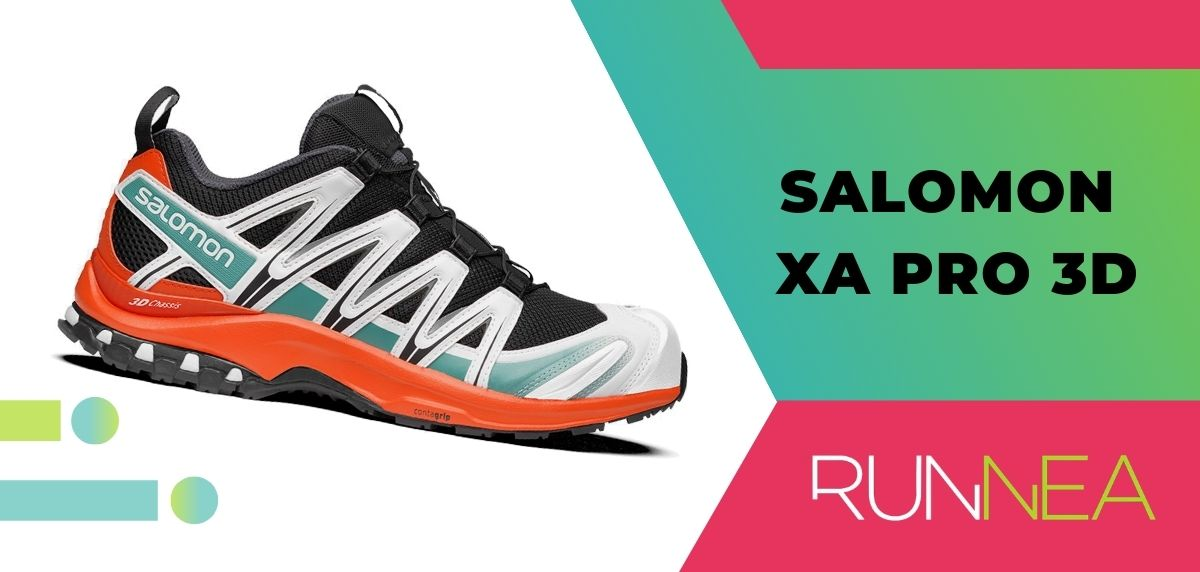 Ofertas anticipadas Black Friday 2020 Salomon: descuentos en zapatillas de trekking, Salomon XA Pro 3D