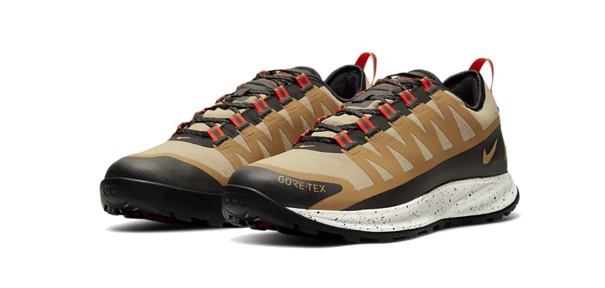 Zapatilla de la semana, Nike ACG Air Nasu Gore-Tex, características principales