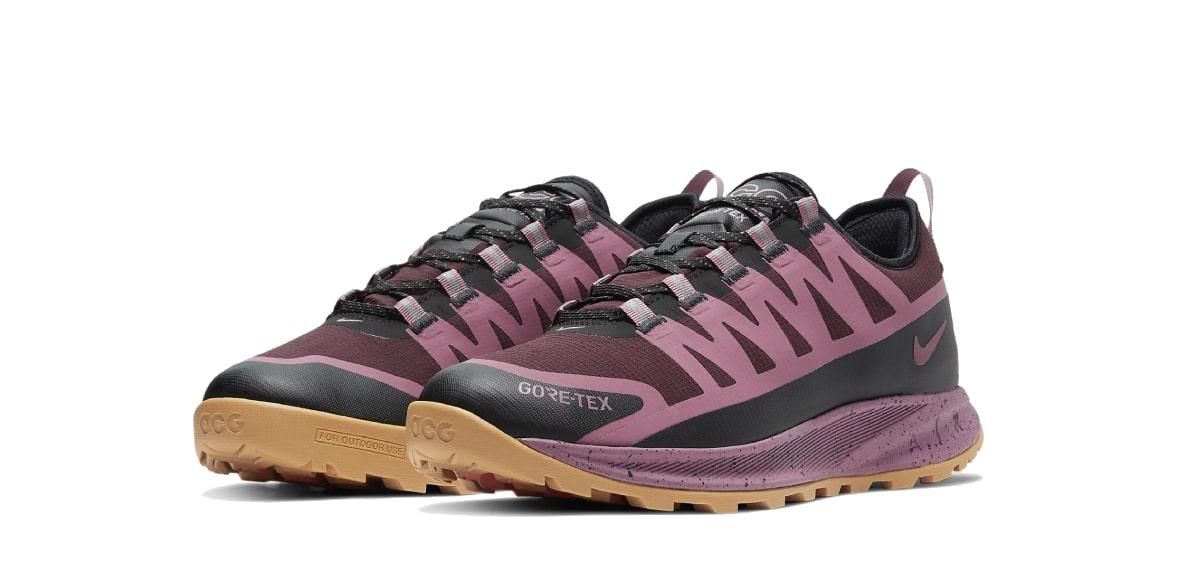 Zapatilla de la semana, Nike ACG Air Nasu Gore-Tex, colores
