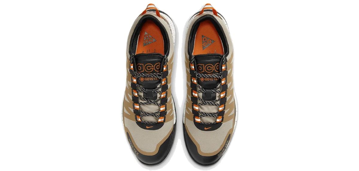 Zapatilla de la semana, Nike ACG Air Nasu Gore-Tex, puntos fuertes