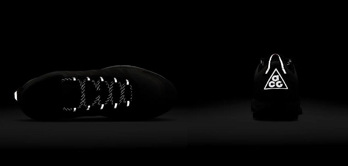 Zapatilla de la semana, Nike ACG Air Nasu Gore-Tex, reflectante