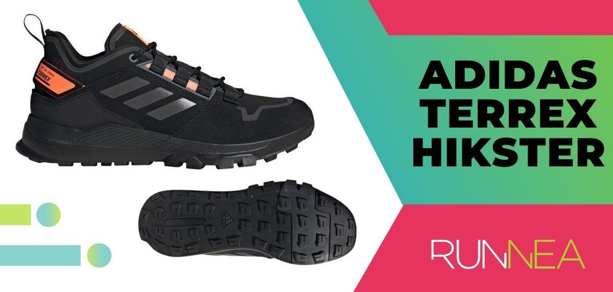 Las 15 mejores zapatillas de trekking 2020, adidas Terrex Hikster