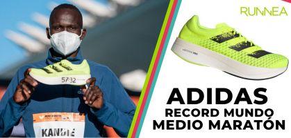 Adidas le gana 3-1 a Nike con récord del mundo incluido de medio maratón en la Maratón de Valencia 2020