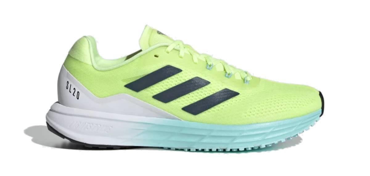 Adidas SL20.2, características principales