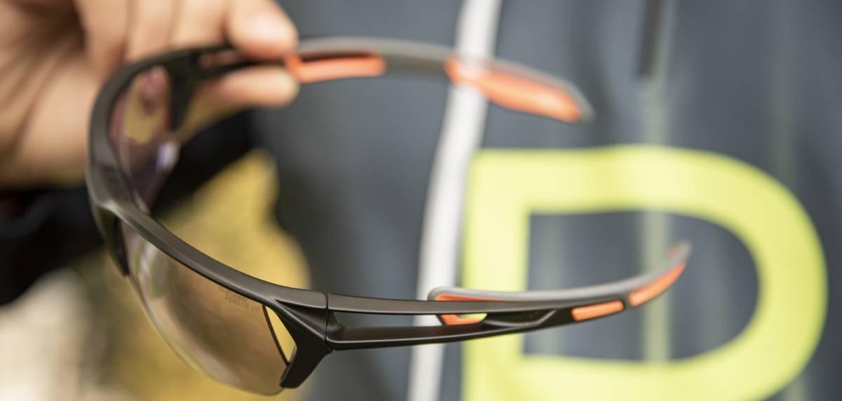 Análisis de las gafas deportivas Cébé S'Track 2.0, lentes resistentes