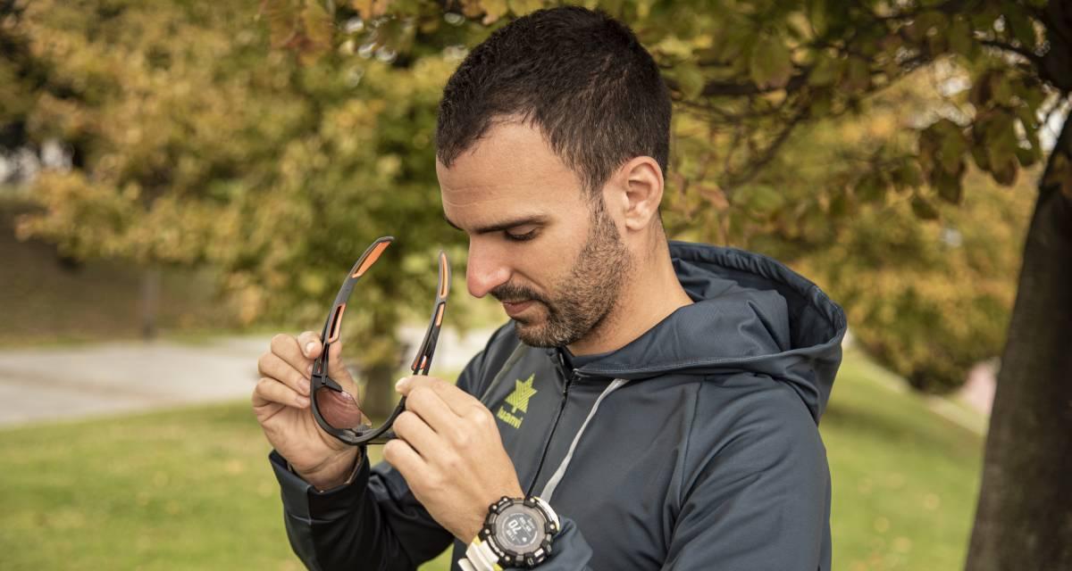Análisis de las gafas deportivas Cébé S'Track 2.0, ajuste