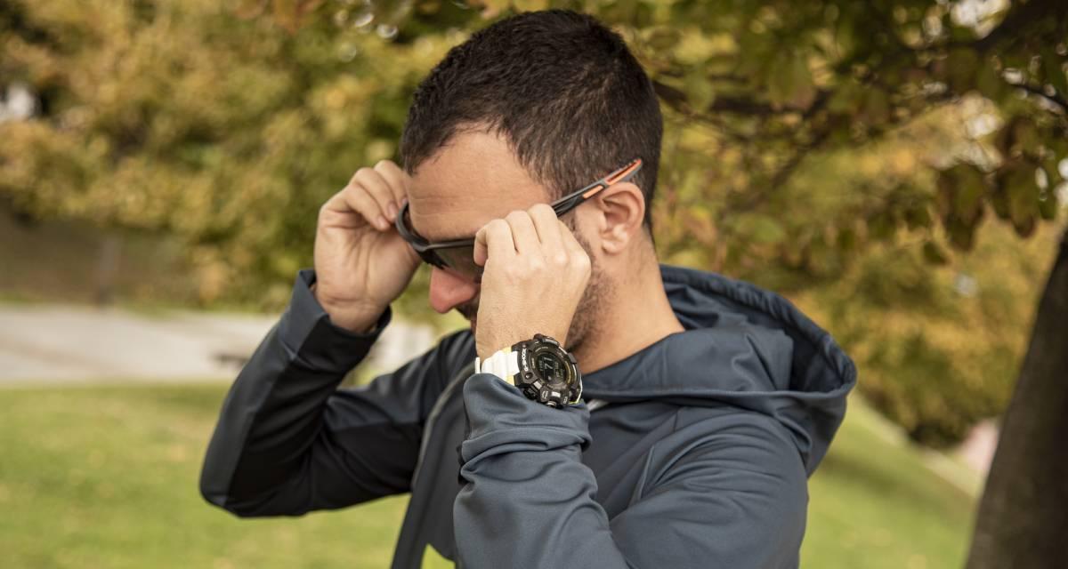 Análisis de las gafas deportivas Cébé S'Track 2.0, comodidad