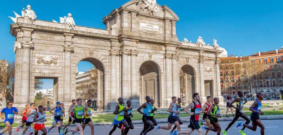 Maratón Madrid 2021, evento