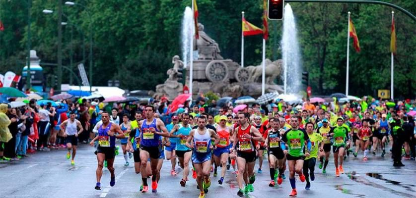 Maratón Madrid 2021