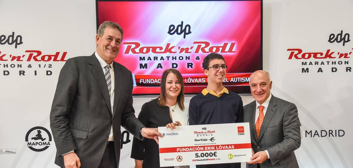 Maratón Madrid 2021, solidario