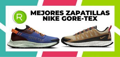 Las mejores zapatillas Nike con Gore-Tex para correr en 2021