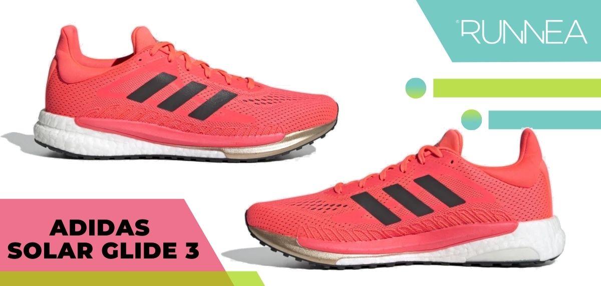 Las mejores zapatillas running 2020, Adidas Solar Glide 3