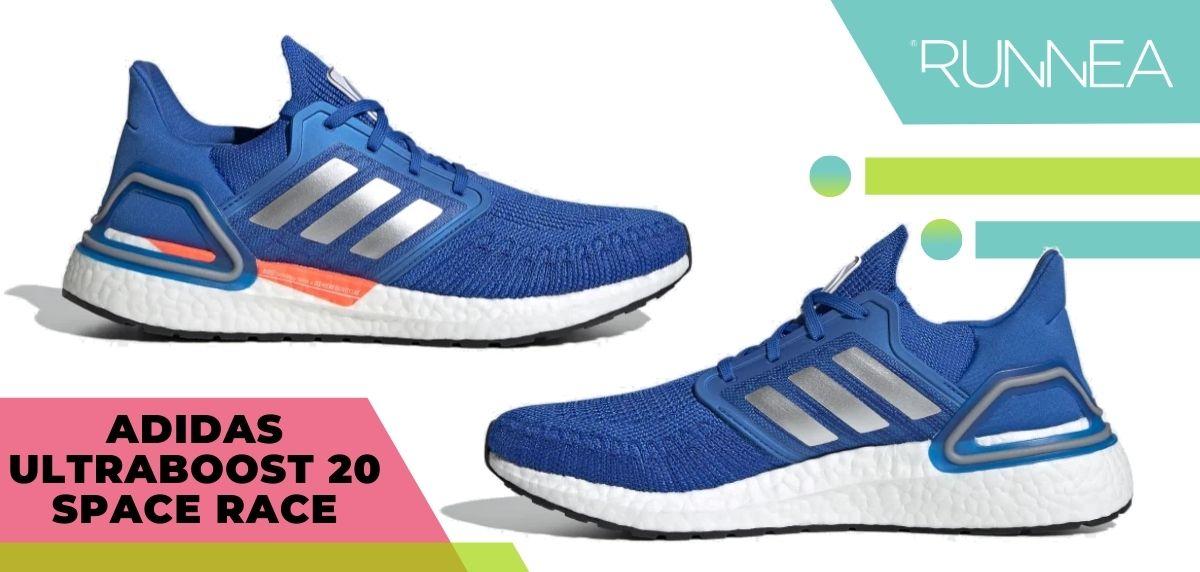 Las mejores zapatillas running 2020, Adidas Ultraboost 20 Space Race