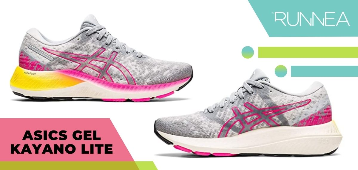 Las mejores zapatillas running 2020, ASICS Gel Kayano Lite