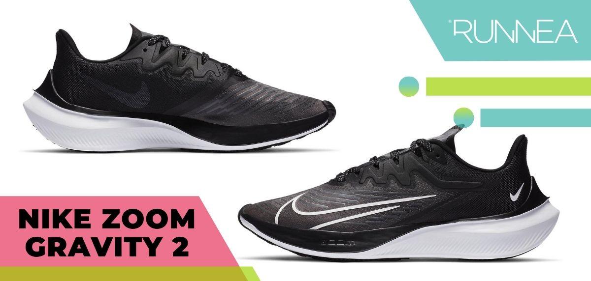 Las mejores zapatillas running 2020, Nike Zoom Gravity 2
