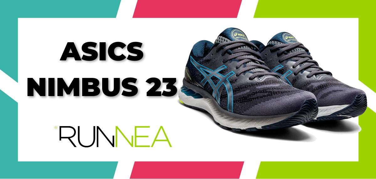 Mejores zapatillas running 2021 - ASICS Nimbus 23