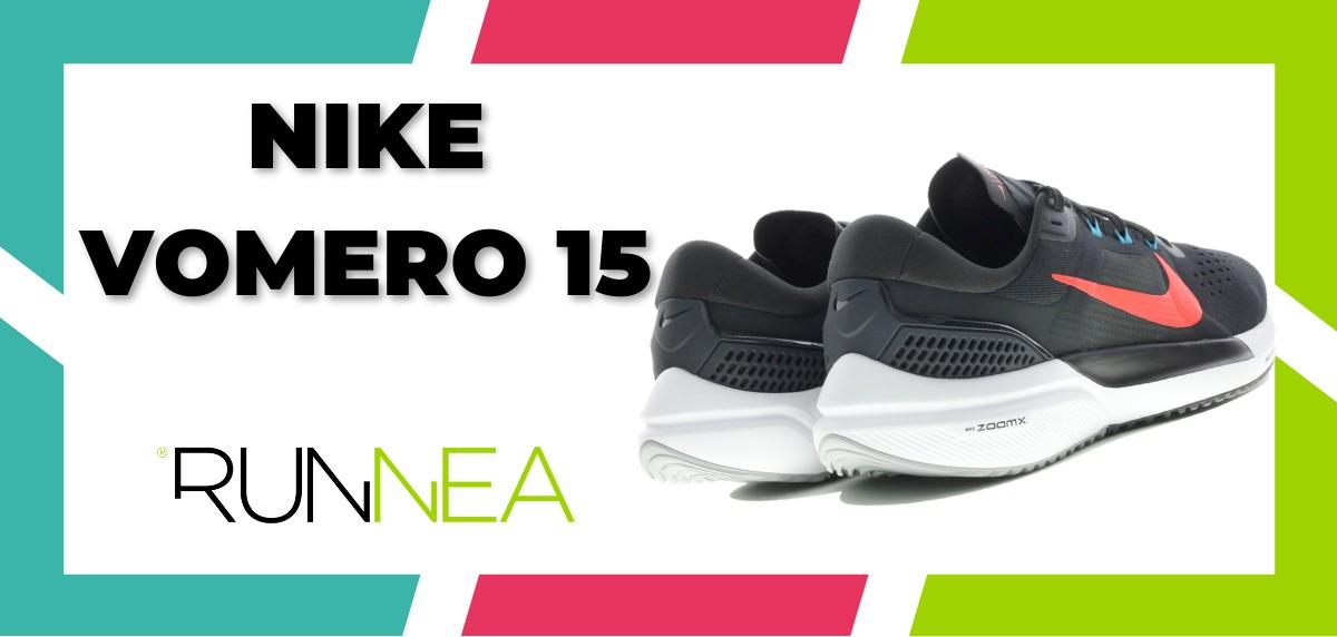 Nike Vomero 15, una de las mejores zapatillas running 2021