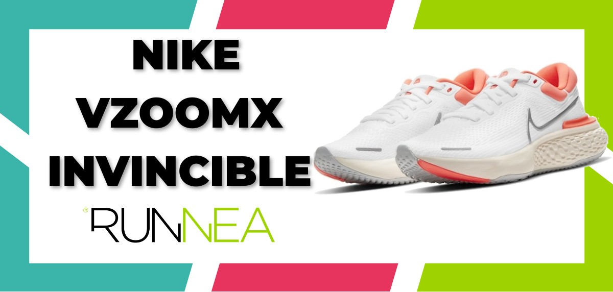 Mejores zapatillas running 2021 - Nike ZoomX Invincible