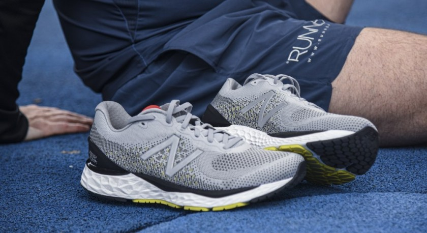 New Balance Fresh Foam 880v10 analisis y opiniones