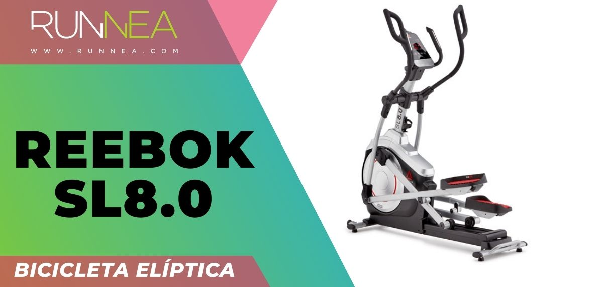 ¿Qué saber antes de comprar una bicicleta elíptica? Reebok SL8.0