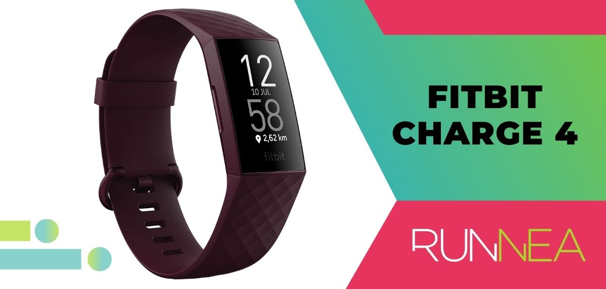 12 regalos para amantes del running, Fitbit Charge 4